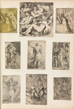 Bellona and other mythological figures