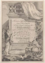 Trade Card for Thomas Jefferys