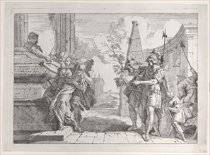 The Sacrifice of Polyxena