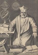 Portrait of Cardinal Christopher Clavius