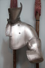 Reinforcing Plates of armour for the Tilt