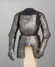 Elements of a Light-Cavalry armour