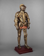 Armour Garniture of George Clifford