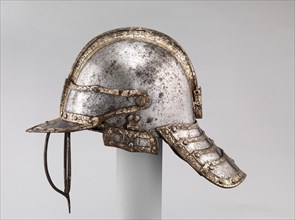Helmet for a Harquebusier