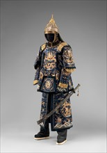 Ceremonial armour for a High Ranking Official