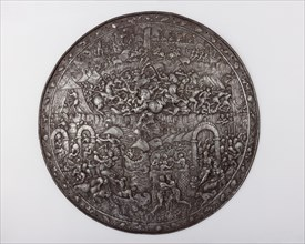 Shield Depicting the Siege of Troy