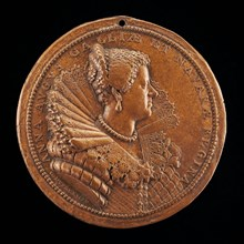 Anne of Austria, 1601-1666, Wife of King Louis XIII of France 1615 [reverse], 1620.