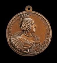Christine de France, 1606-1663, Duchess of Savoy, Wife of Victor Amadeus I 1619, Regent 1637-1648, 1635.