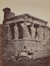 Caryatids of the Erectheum, 1857.