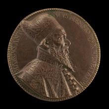 Marcantonio Memmo, 1536-1615, Doge of Venice 1612, model 1612, cast after 1612.