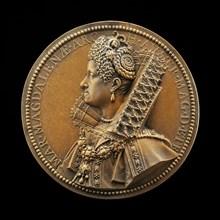 Maria Magdalena, Grand Duchess of Tuscany, Wife of Cosimo II de' Medici 1589, 1613.