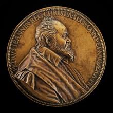 Pierre Jeannin, c. 1540-1622, Lawyer, Superintendent of Finances 1610, 1618.