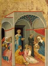 The Nativity of the Virgin, c. 1400/1405.