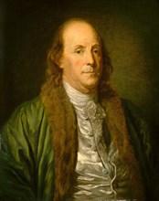 Benjamin Franklin, 19th century.