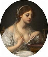 Girl with Birds, c. 1780/1782.