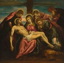 Lamentation, 1580s.