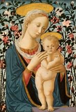 Madonna and Child, c. 1470.