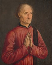 Portrait of a Donor, c. 1470/1475.