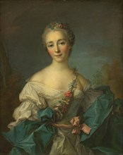 Portrait of a Young Woman, 1750/1760.
