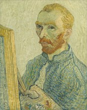 Portrait of Vincent van Gogh, 1925/1928.