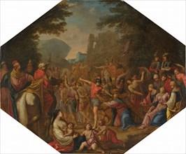 Road to Calvary, 1615/1620.