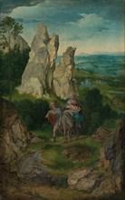 The Flight into Egypt, c. 1550/1575.