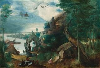 The Temptation of Saint Anthony, c. 1550/1575.