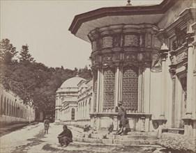 Mosque of Eyoub, 1857.