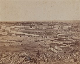 Panorama of Sebastopol No. 1, 1855-1856.