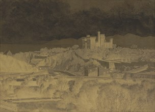 Chateau of Vallambrosa, Cannes, c. 1852.