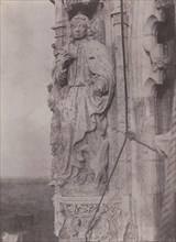 Saint John the Evangelist, Chartres Cathedral, c. 1854.