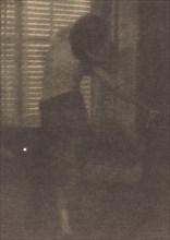 Model in New York Studio, c.1915.