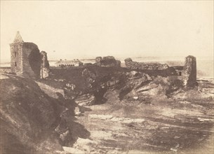 The Castle, St Andrews, 1843-1847.