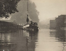 A Misty Morning at Norwich, 1890-1891, printed 1893.