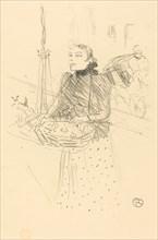 Achetez mes belles violettes, 1895.