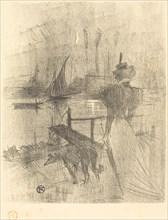 Adieu, 1895.