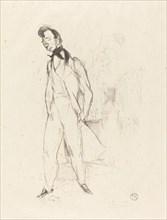 Adolphe or the Sad Young Man (Adolphe ou le jeune homme triste), 1894.