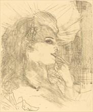 Anna Held, 1896.