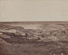 Sebastopol, From Left Attack, 1855-1856.