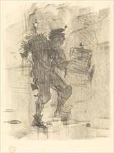 Ballade de Noël, 1895.