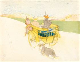 Country Outing (Partie de campagne), 1897.