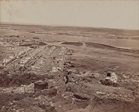 Remains of Stone Buildings, 1855-1856.