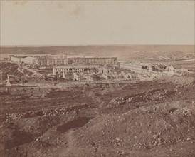 Ruined Buildings, 1855-1856.