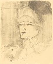 Jeanne Granier, 1896.