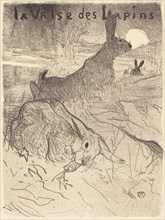 La valse des lapins, 1895.