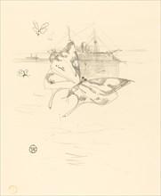 Les papillons, 1895.