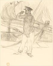 L'hareng saur, 1895.