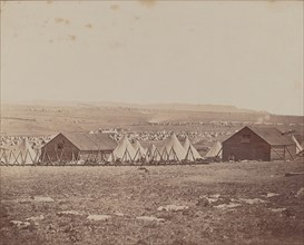 Camp of the 17th Regiment, 1855-1856.