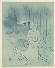 The Manor Lady or the Omen (La chatelaine ou le tocsin), 1895.