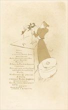 The Milliner (La Modiste - Renée Vert), 1893.